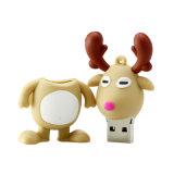 Печать на холсте мультфильмов Формат флэш флэш-накопителей USB