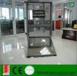 L'alta qualità di alluminio sceglie la griglia appesa di Built-in della finestra