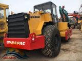 15 construcción vibratoria usada de Compactorfor del suelo del rodillo Ca30d de Dynapac de la tonelada
