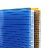紫外線保護のSGSによって証明される対壁のポリカーボネートシート