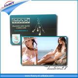 Carte de membre de PVC/carte-cadeau/carte d'affaires en plastique