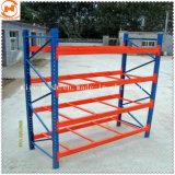 Поддон для хранения стеллаж для тяжелого режима работы для установки в стойку для склада