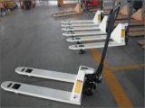 2.5Ton 2500kg nuevo camión transportador del carrete/molinete transpaleta manual