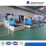 De Wasmachine van het zand met het Recycling van het Scherm van de Dehydratie van de Functie