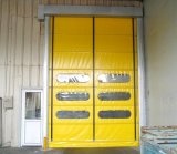 電気防風の電流を通された鋼鉄ローラーシャッター速く機能のドア(HzFC0451)