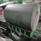 Несминаемый тканый печатный носитель/Мэтт 25/5um Prepainted катушки PPGI оцинкованной стали