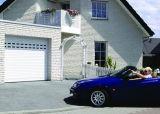 Дверь гаража сверхмощного промышленного дистанционного управления хорошего качества надземная вертикальная (Hz-FC032)