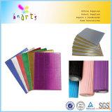 Feuilles faites sur commande respectueuses de l'environnement de papier ondulé