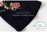 I fiori ricamati ordini europei hanno collegato intorno alle camice del collo e a Hoodies dei vestiti di modo