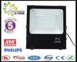 フラッドライト5年のの良質保証200W SMD LEDの、200W LEDのフラッドライト