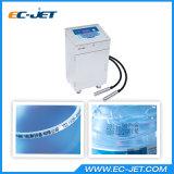 Doppel-Kopf kontinuierlicher Tintenstrahl-Drucker für Salz-Beutel (EC-JET910)