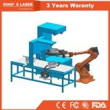 Rad-Nabe; Laser-Markierungs-Maschinen-automatische Laser-Markierung W8