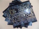 Taconic Tlx-8 0.762mm da borda da placa de circuito do PCB combinado Plating