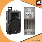 15 Spreker ps-2015AU van de FM van de duim USB BR de Plastic Actieve 200W