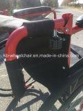 Стальная складная инвалидная коляска с сертификат CE