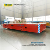 Транспортер пакгауза тяжелой индустрии самоходный в мастерской