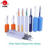 Serie óptica de la pluma del producto de limpieza de discos de fibra
