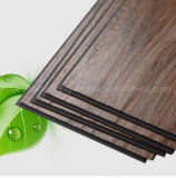 Étage 100% en bois matériel de PVC de cliquetis de modèle de Vierge