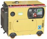 Dieselset-luftgekühlter Generator des generator-50/60Hz