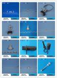 Instalación de poste de la asamblea del almacenaje del cable
