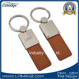 Qualität PU ledernes Keychains