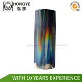 El holograma Lámina transparente para tela