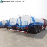 판매를 위한 4X2 10000L 물 수송과 급수 유조 트럭
