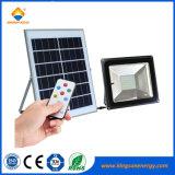 reflector al aire libre del poder más elevado LED de 10W-200W IP65 solar