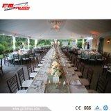 Grandes carpas carpas con ABS/ muro de cristal para bodas