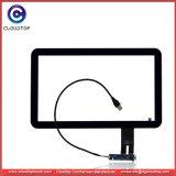 """15.6 """" Positions-mit Berührungseingabe Bildschirm mit USB-Schnittstellen-16:9 projektierte kapazitive Technologie"""