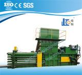 Польностью горизонтальная гидровлическая тюкуя машина Hba100-110125 для пластмассы
