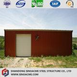 La qualità ha garantito la tettoia chiara di memoria del magazzino del blocco per grafici d'acciaio