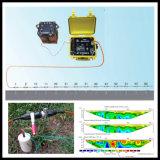Het ondergrondse Systeem van het Onderzoek van het Weerstandsvermogen, de Weergave van het Weerstandsvermogen, het Weerstandsvermogen Tomograph van Ert Electtric, De Opsporing van het Grondwater