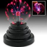 Инструмент для воспитания детей USB электрического удара молнии сфере лампа Magic управления звуком статические игрушка шаровой опоры рычага подвески