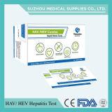 Équipement médical pour HIV, grossesse de HCG, HAV/HBV/Hev, malaria, TB, Mdma, test de gonorrhée, essai rapide