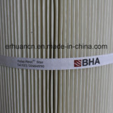 Rauchgas-Staub-Sammler-Polyester-Filter-Media-zylinderförmige Luftfilter-Kassette