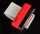 Carga portable móvil 12800 mAh, y cargadores del USB