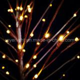 LEDの休日の店の装飾のための人工的なクリスマスの小枝ライト