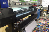 impresora solvente de los 3.2m Eco con la cabeza de impresión Dx8