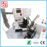 Machine éliminante sertissante de découpage de terminal automatique