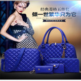 Competitive Ladies Tote Bag Leather Handbag with Price