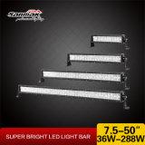 CREE LED de 7.5inch 36W que trabaja la barra ligera para los carros