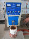 Máquina de aquecimento portátil da indução do baixo preço para derreter a platina 1kg