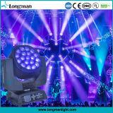 grande indicatore luminoso della fase dell'occhio dell'ape di 19pcsx15W RGBW LED Zoomable