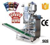 Nahrungsmittelsoße-Verpackungsmaschine im Mitteldichtungs-Beutel