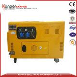 generatore diesel raffreddato aria di 10kw 50Hz con un motore dei 2 cilindri