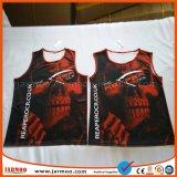 Camisetas de la impresión de los hombres de encargo de Men'ssports