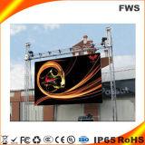 Schermo di visualizzazione impermeabile esterno del LED di colore completo del TUFFO P16
