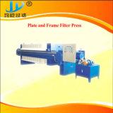 Filtre-presse de gâteau de coton avec la plaque de filtre de pp