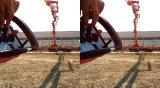 Bomba concreta montada Trcuk de XCMG Hb60k 60m para a venda